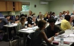 Trauma-focused cognitive behavior therapy training