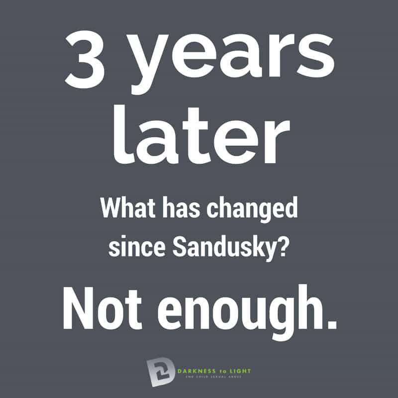 Sandusky Not Enough