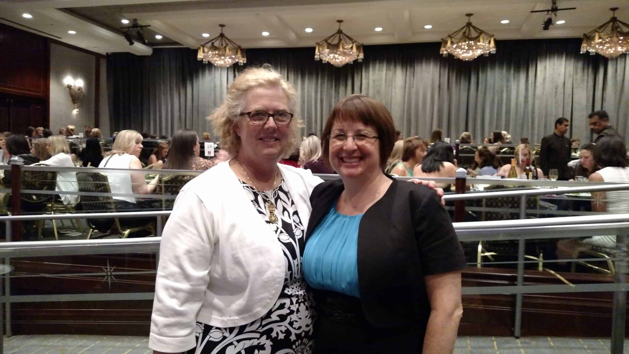 Indiana and Ohio CAC Chapter Directors Meet Up in Los Angeles