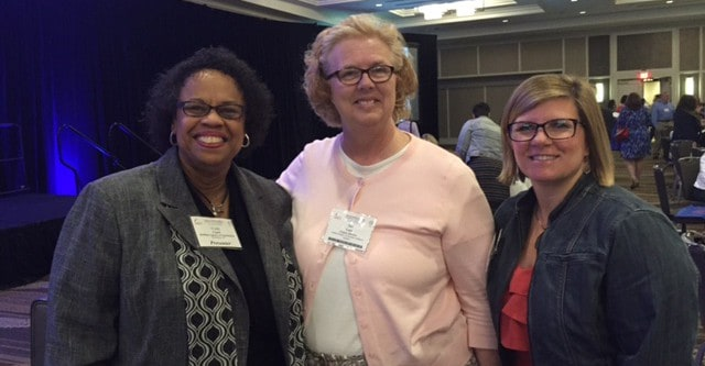 INCACS Leaders Attend the National Children's Alliance Leadership Conference in Washington, DC
