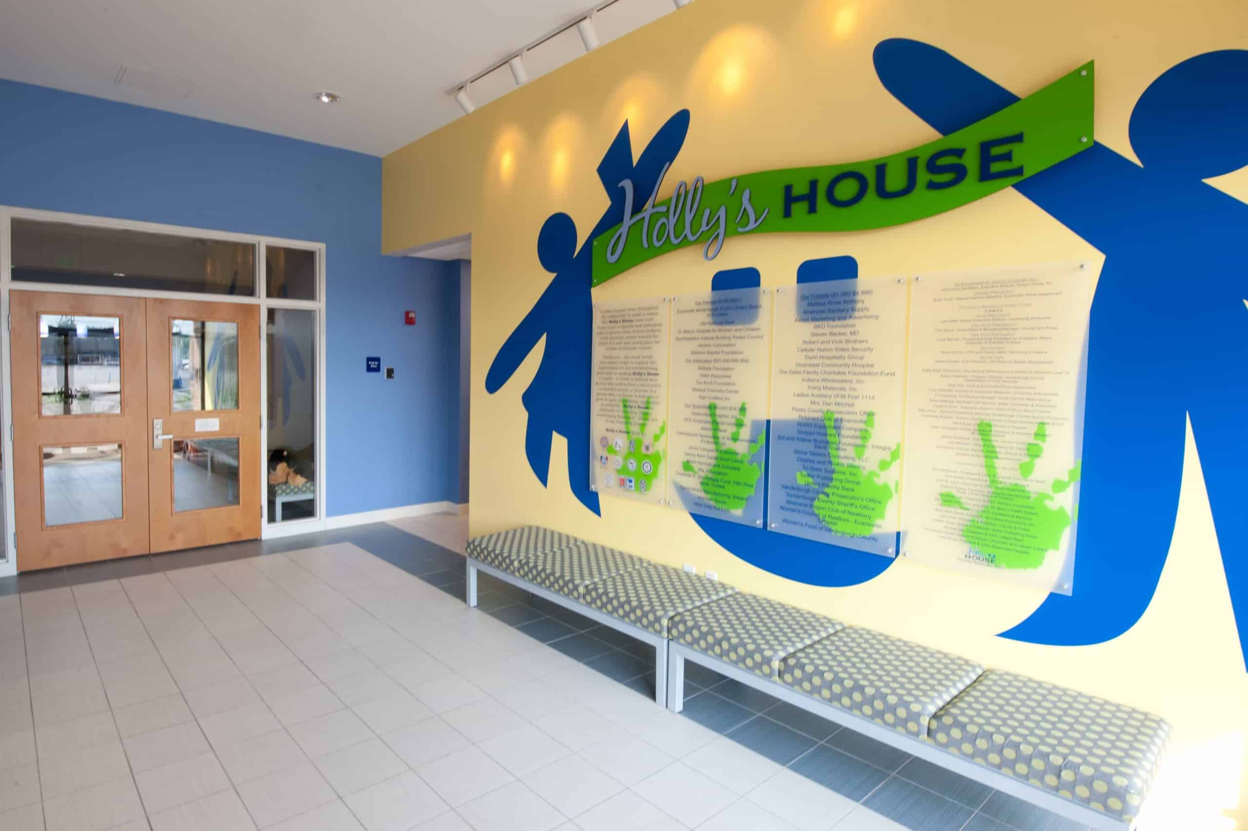 Holly's House Child Advocacy Center in Evansville, Indiana
