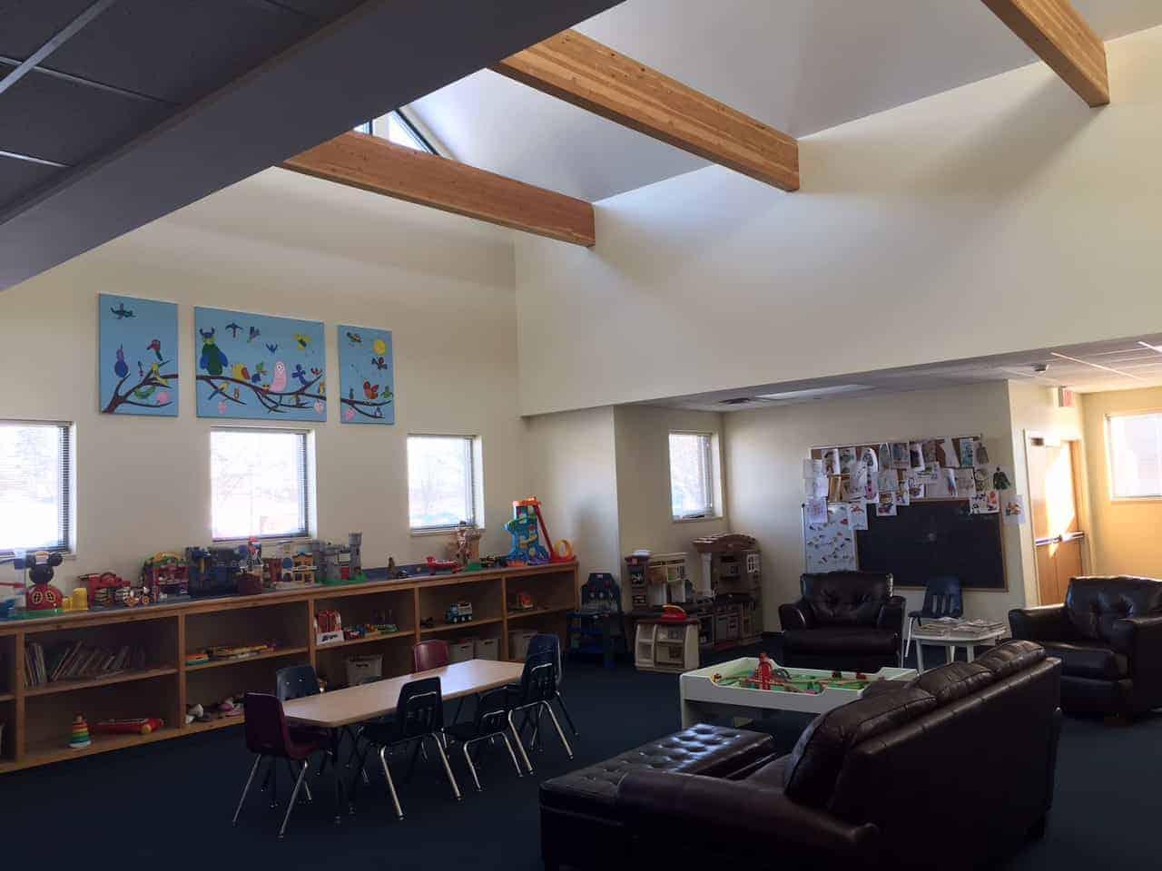 CASIE Center Family Room