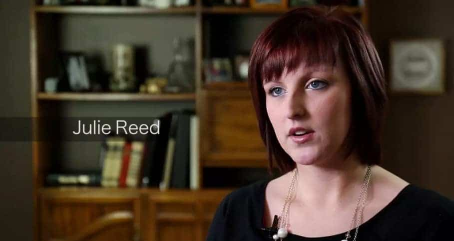 Julie Reed Video