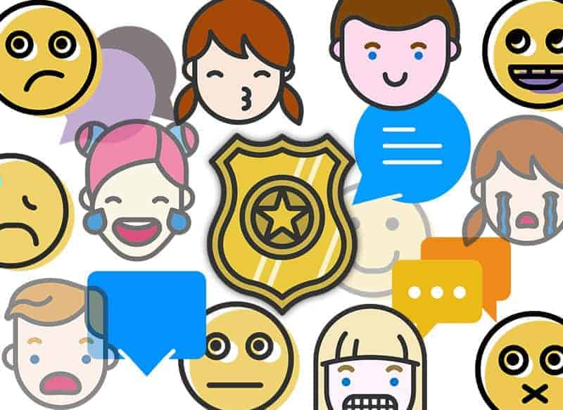Cyber Life for Kids and Police