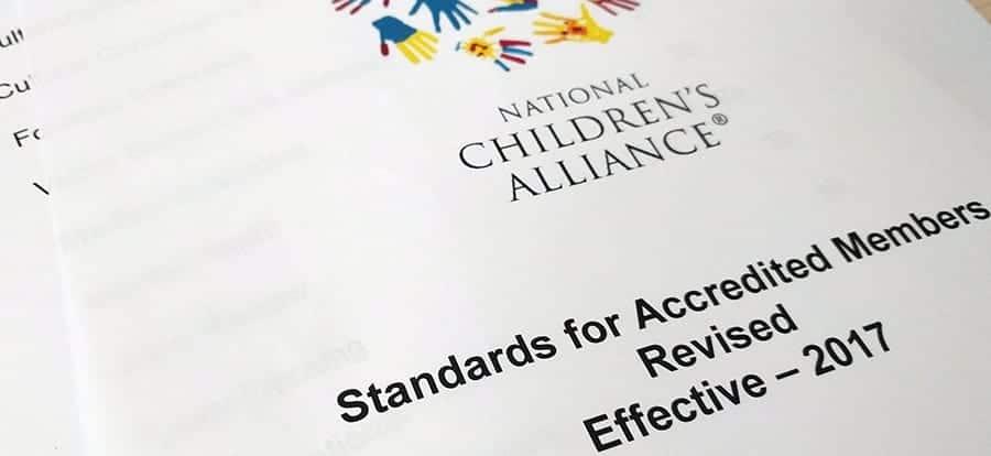 2017 NCA Standards