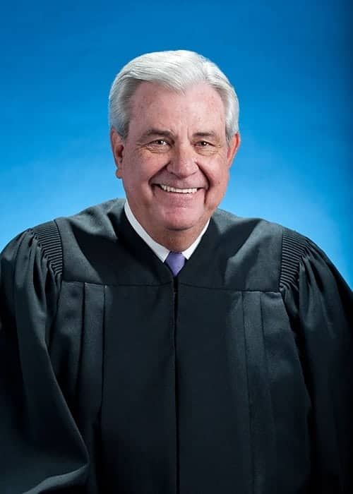 Judge Michael P. Barnes