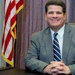 Lafayette Mayor Tony Roswarski