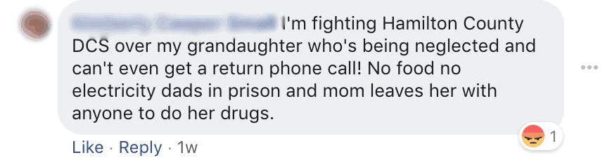 Facebook comment