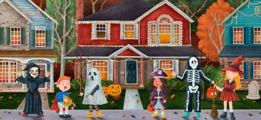 6 unique ways to help kids this Halloween