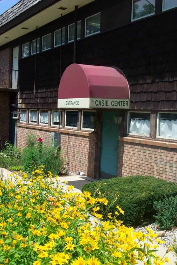 The former home of The CASIE Center