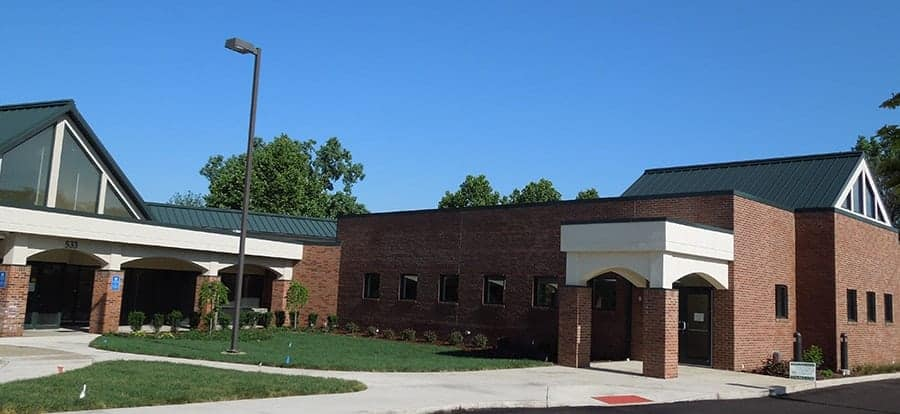 The CASIE Center at their current location in South Bend, Ind.